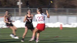 B-SM Girls Lacrosse scores first win of season