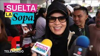 ¿Yolanda Andrade Se Casó Con Verónica Castro?   Suelta La Sopa   Entretenimiento