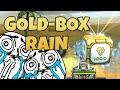 PRIVATE GOLD-BOX RAIN PARTY [TANKI ONLINE]