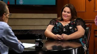 If You Only Knew: Chrissy Metz   Larry King Now   Ora.TV