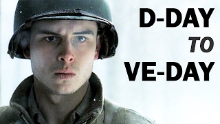 D-Day to the Fall of the Third Reich | Epic WW2 Documentary on the Allied Campaign in Western Europe