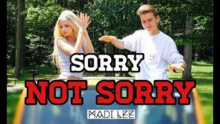 Sorry Not Sorry - Demi Lovato (Madi Lee Official Music Video)