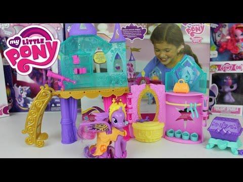 Juguetes My Little Pony Palacio de Twilight Sparkle Juguetes Para Niña Mundo de Jugutes