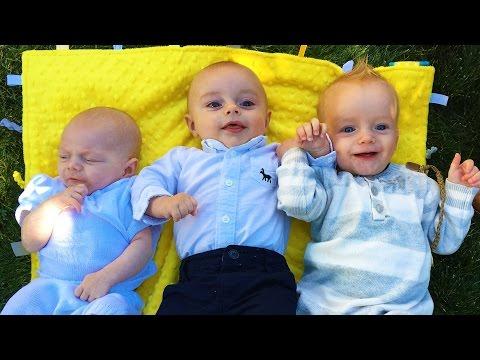 MEET THE BABY COUSINS