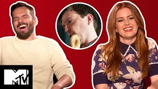 TAG Cast Reveal Funniest Moments & Deleted Steamy SHOWER Scenes   MTV Movies