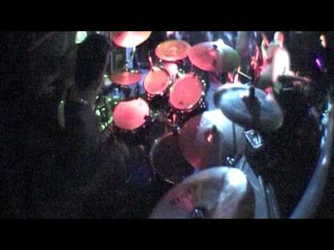 ION DISSONANCE - You People Are Messed Up (Live - Drum Cam) Basick Records London Underworld