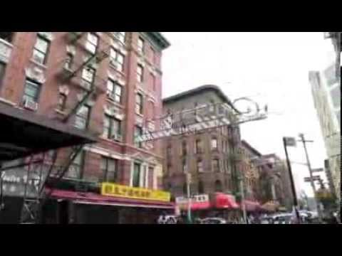 Il Padrino - Little Italy - New York City (The Godfather movie music)