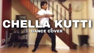 CHELLA KUTTI SONG | THERI DANCE Cover | VIJAY | G.V Prakash Kumar @ Jeya Raveendran