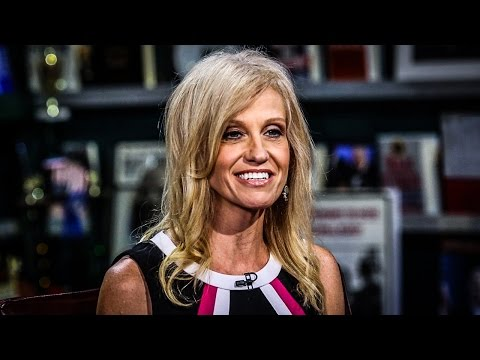 Kellyanne Conway Says Look At Trump's Heart Not His Twitter Feed