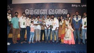 Mouna Valai Tamil Movie Pooja and Press Meet   Aari   Shanthanu  Smruthi   Harish   Madhusudhan