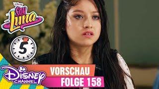 5 Minuten Vorschau - SOY LUNA Folge 158 || Disney Channel