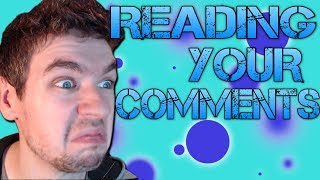 Vlog   READING YOUR COMMENTS #11   ORIGIN OF MY NAME