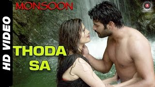 Thoda Sa Official Video   Monsoon   Srishti Sharma & Sudhanshu Aggarwal