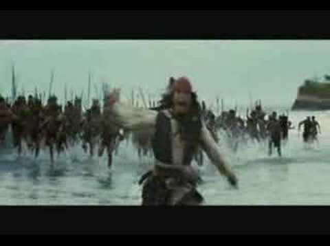 Jack Sparrow on the Run Lol
