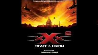 xXx2 State of the Union - Main Titles