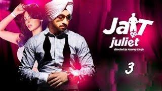 Jatt And Juliet 3 Movie Official Trailer 2016