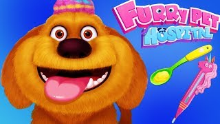 Fun Animal Care Games - Cute Furry Pet Hospital Puppy Kitty Doctor App For Kids