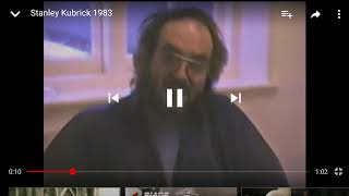 Lost Stanley Kubrick Footage Surfaces on YouTube!!