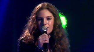 Britt, Sharmy & Julie Sing K's Choice's Not An Addict - Voice Kids
