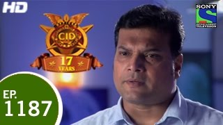 CID - सी ई डी - White Mask - Episode 1187 - 1st February 2015