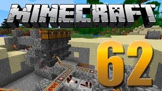 Projeto Deserto - Minecraft Em busca da casa automática #62.