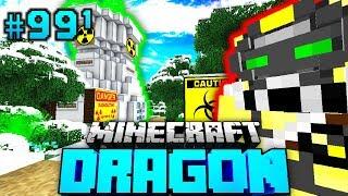 Das ULTIMATIVE ATOMKRAFTWERK?! - Minecraft Dragon #99,1 [Deutsch/HD]
