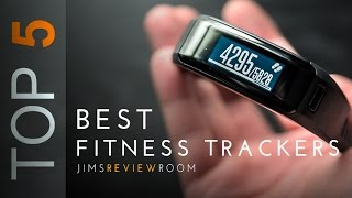 TOP 5 Best Fitness Bands / Activity TRACKERS EARLY 2016