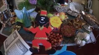 Persische► Iranische► Silvesternacht / NOWRUZ ! Kultur tradition brauchtum ! TUTORIAL !