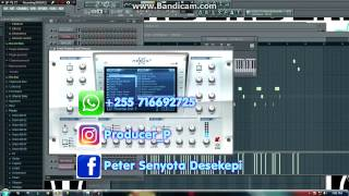 Tanzanian Rap/RnB bounce Instrumental FL 10 Completed Project |*Desekepi Music*|