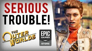 Epic Games: Players Don't Have Say In Store Battle, The Outer Worlds Boycotted Over PC Exclusivity!