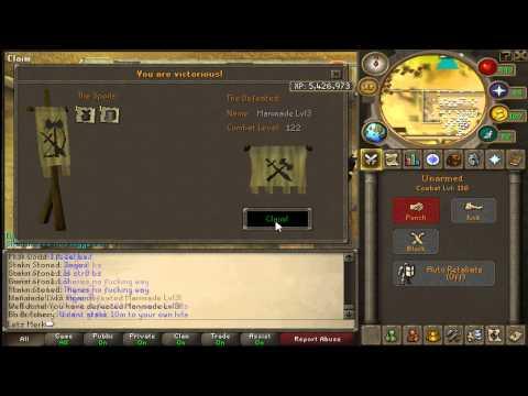 Runescape Letz Merk The Memories 3bil + (High Detail)