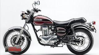 Kawasaki Estrella 150 ชน Yamaha SR150 สนั่นตลาดสปอร์ตคลาสสิก : motorcycle tv thailand