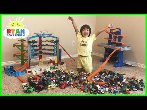 Xxx Mp4 Biggest Hot Wheels Collection Road Rally Raceway Playset Kids Pretend Play Ultimate Garage Cars 3gp Sex