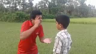 Junior MK Copy Mosharraf Karim Houseful Natok Funny Scene