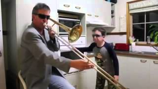When Mom isn't home FULL SONG (Remix)