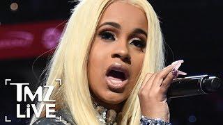 Cardi B: Nude Video Leak I TMZ LIVE
