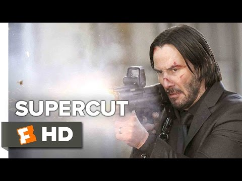 watch John Wick Supercut - Symphony of Violence (2017)   Movieclips Trailers
