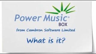 Power Music Box (new version)