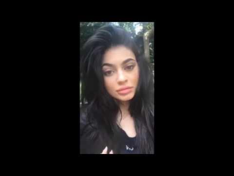 Kylie Jenner Addresses Sex Tape Rumors