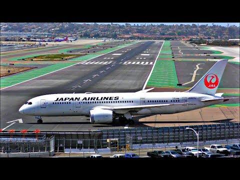 Xxx Mp4 Incredible Planespotting At San Diego Intl Airport SAN Lindbergh April 13th 2018 3gp Sex