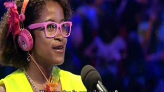 Shari slechte auditie ooit ! so you think you can dance 2011