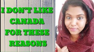 I HATE CANADA for these 10 reasons! In Tamil! தமிழில்