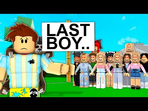 Last Boy On Earth Roblox Brookhaven