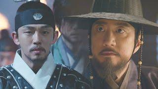 《BEST》 Six Flying Dragons 육룡이 나르샤|유아인, 김명민과 결전 준비 EP46 20160308