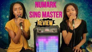 Numark Sing Master Karaoke Sound System Review!