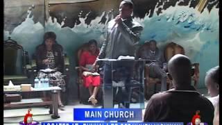 Couples teaching Pastor Harrison Nganga