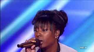Ashley Williams   I Will Always Love You The X Factor USA Auditions Season 3)   YouTube
