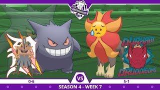 SAMANTHA'S WRATH! • Detroit Type: Nulls vs Durham Druddigons NPA W7 • Pokemon Ultra Sun and Moon