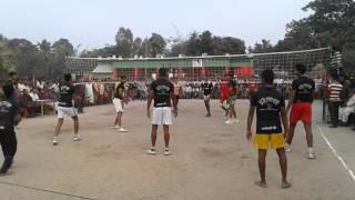 গুলিয়া সবুজ ক্লাব বনাম জালুপুয়াতা ভলি বল খেলা 2