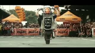Duke KTM bike Stunt   Whatsapp Video Status   English Song  